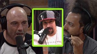 Joe Rogan and Reggie Watts Talk Hip Hop