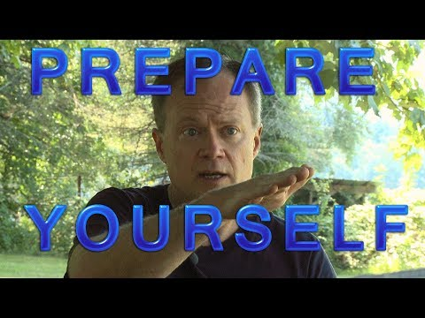 CHRIS MARTENSON   Spend Your Whole Energy to Prepare Yourself