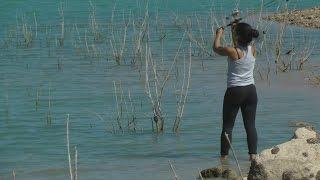 Видео отчет о рыбалке. Рыбалка с испанцами.