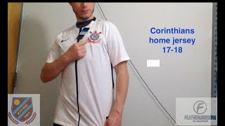 Corinthians Home Fans 17-18 (KitMe/SoccerFans)