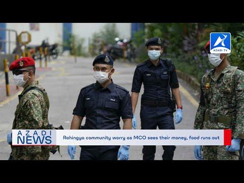 Rohingya News   06 April 2020 - Azadi TV