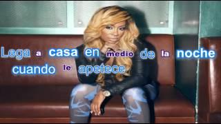 K Michelle-Can´t raise a man-español
