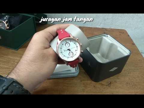 Perbedaan Jam Tangan Fossil Boyfriend Original Bm Dan Kw Super , Let's See The Difference !!