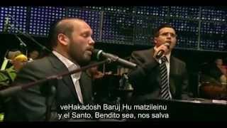 Vehi Sheamda Yaakov Shwekey and Yonatan Razel/ Español Fonetica Hebreo