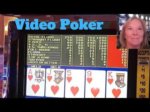 💙Video Poker With Steve