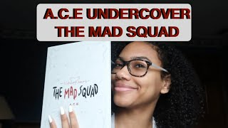 UNBOXING A.C.E 3RD MINI ALBUM UNDERCOVER THE MAD SQUAD