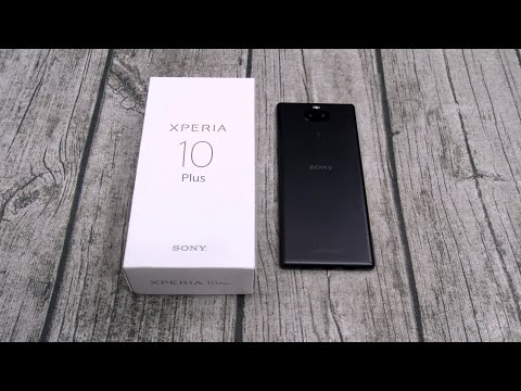 """Sony Xperia 10 Plus """"Real Review"""""""