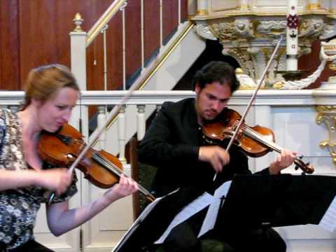 Matangi String Quartet - Caixa De Dolços (Chiel Meijering)