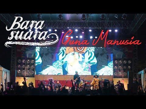 Barasuara - Guna Manusia Live At Soundsations Serang 2019