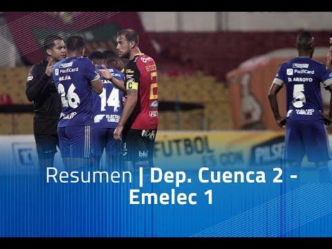 Dep. Cuenca Emelec Goals And Highlights