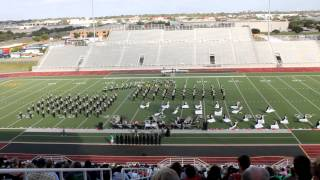 Newman Smith Marching Band - UIL Les Miserables