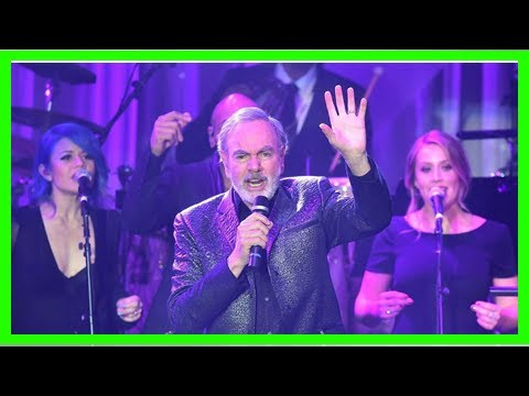 [Breaking News]Neil Diamond was diagnosed with Parkinson's disease, such as from the tour