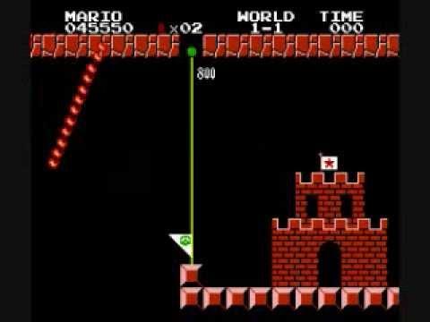 Super Mario Bros. Frustration In 3:07