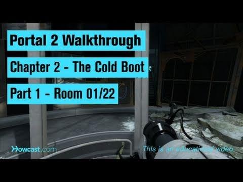 Portal  Walkthrough Chapter  Room