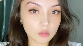 Huda beauty legit lashes review and PUBGM gaming vlog