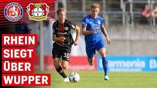 Wuppertaler SV - Bayer 04 Leverkusen 0:2 | Highlights | Testspiel