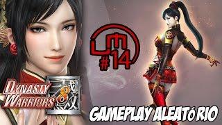 Dynasty Warriors 8 - Xtreme Legends - Gameplay Aleatório