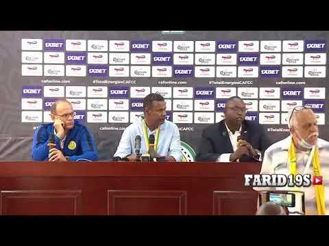 Download Grosse dispute entre Aliou Goloko, un journaliste algérien et le coach du Raja
