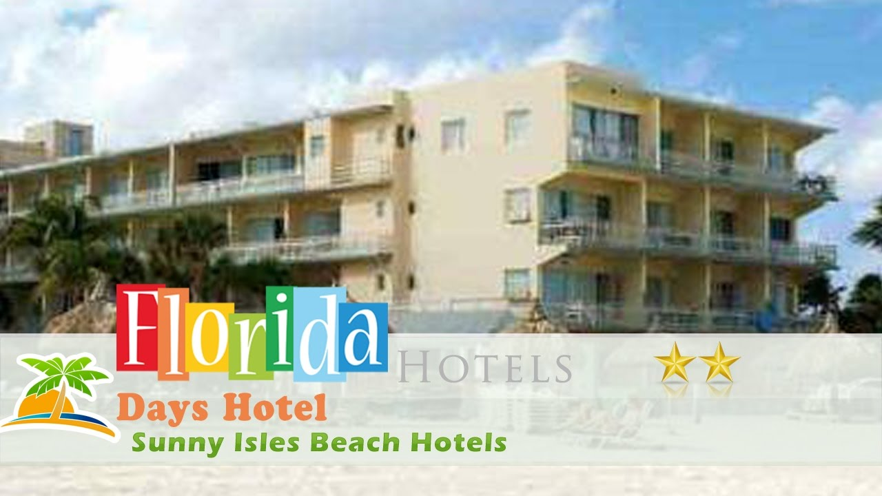 Days Hotel Thunderbird Beach Resort Sunny Isles Hotels Florida