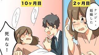 つわり・産休・糖尿病・中絶 【漫画】妊娠するとどんな生活になるのか?...
