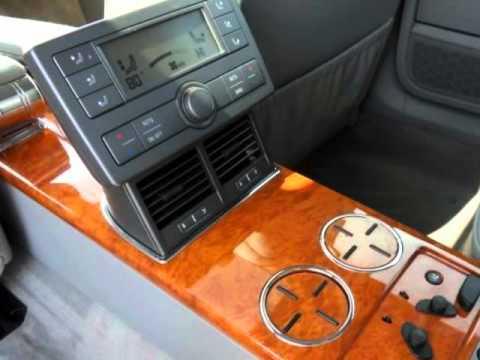 2004 VOLKSWAGEN Phaeton 4dr Sdn V8 6spd Auto 4seater  YouTube