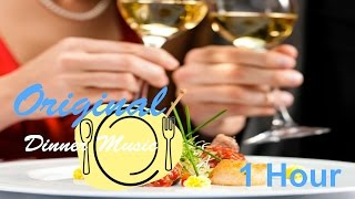 Dinner Party Romantic Dinner  Instrumental Playlist: Romantic Jazz Piano Edition 1 Hour