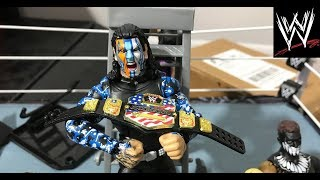 homepage tile video photo for Prestons Toys Ep. 30: Unboxing A Jeff Hardy Elite WWE Figure!
