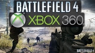 Battlefield 4 Xbox 360 Gameplay | Is BF4 Worth Getting on Current Gen Consoles?