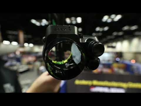 Garmin Xero Auto-Ranging Bow Sight - ATA Trade Show 2018