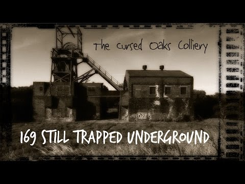 The Cursed Oaks Colliery | England's Biggest Mining Disaster | Barnsley