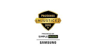 2018 Injustice 2 Pro Series Presented by Samsung and SIMPLE Mobile - Grand Finals Re-broadcast