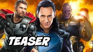 Avengers Endgame Thor Loki Phase 4 Teaser Plot Breakdown