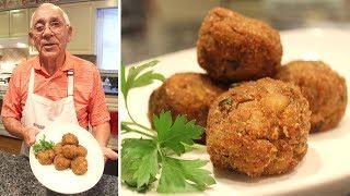 Eggplant Meatball Recipe