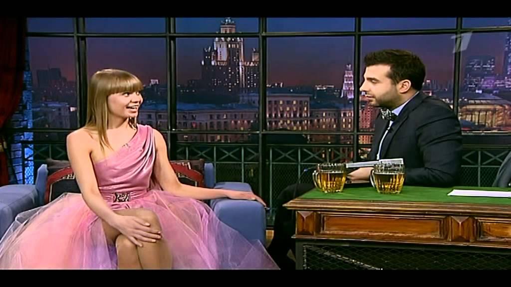 Алла михеева в программе вечерний ургант видео