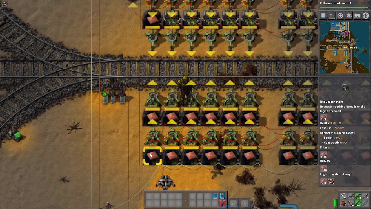 Factorio Layouts