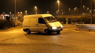 Ford Transit - Drift session