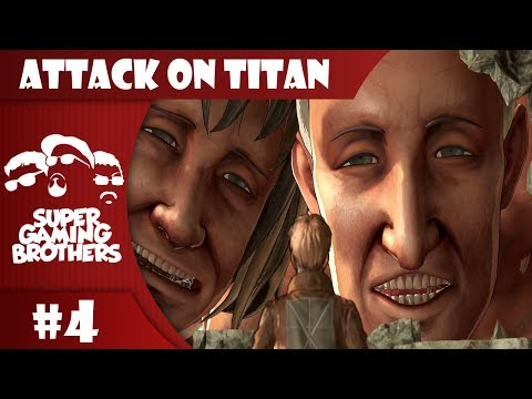 SGB Play: Attack On Titan - Part 4 | You're The Titan?!