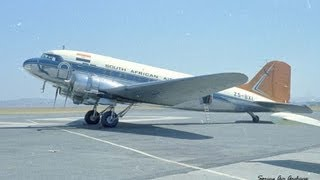 Springbok in the Sky EP1 South African Airlines History