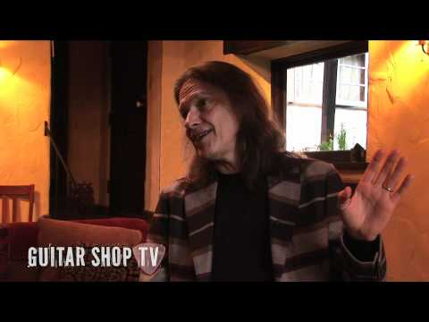 Exclusive Interview: Rock/Jazz/Blues Great Robben Ford