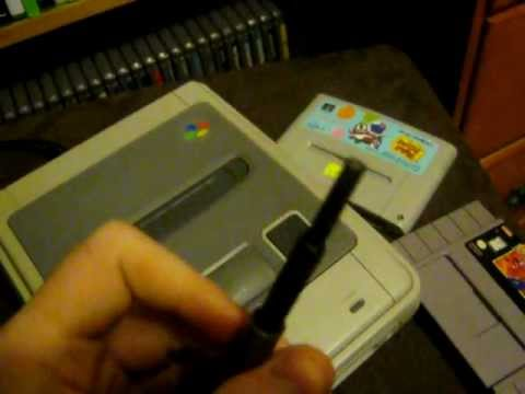 how to play super famicom games on snes