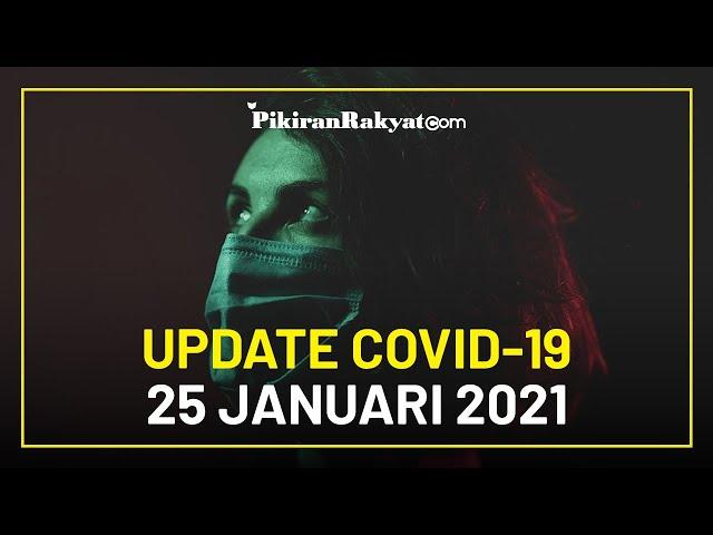 BREAKING NEWS: Update Kasus Corona di Indonesia per 25 Januari 2021, +10.678 Orang Sembuh