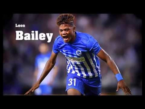 Leon Bailey | KRC Genk | Goals| 2015/2016 + 2016/2017