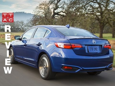 2016 Acura ILX Complete Review