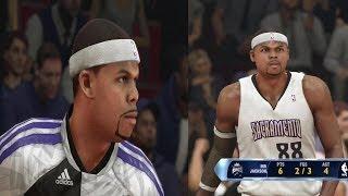 NBA 2K14 PS4 MyCareer - Mr. Jackson Court Vision Improving Ft. Live Commentary