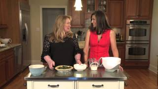 Spinach, Sausage & Cottage Cheese Quiche Pie : Easy Quiche Recipes