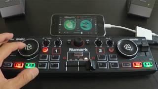 Numark DJ2GO2 & iPhone+djay2