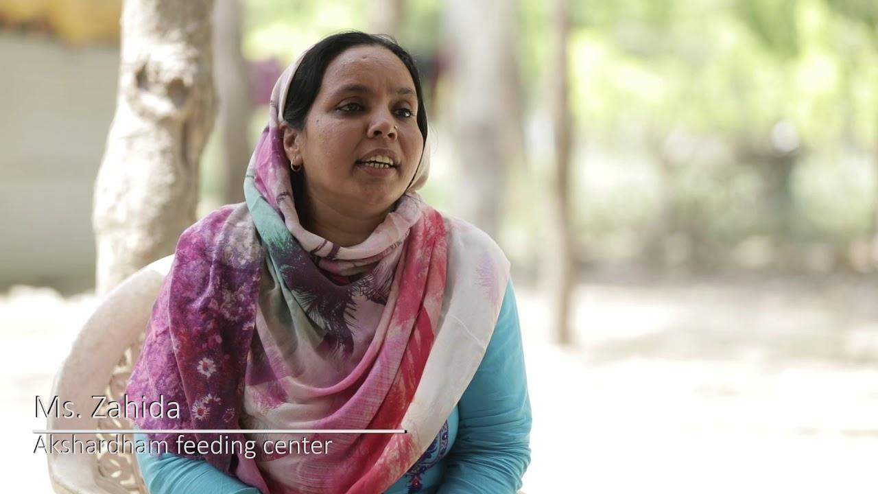Social Impact With Nutrition and Eradicating Hunger, Delhi FoodBank