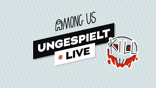 AMONG US mit Voice-Chat + #ungeklickt 🔴 LIVE