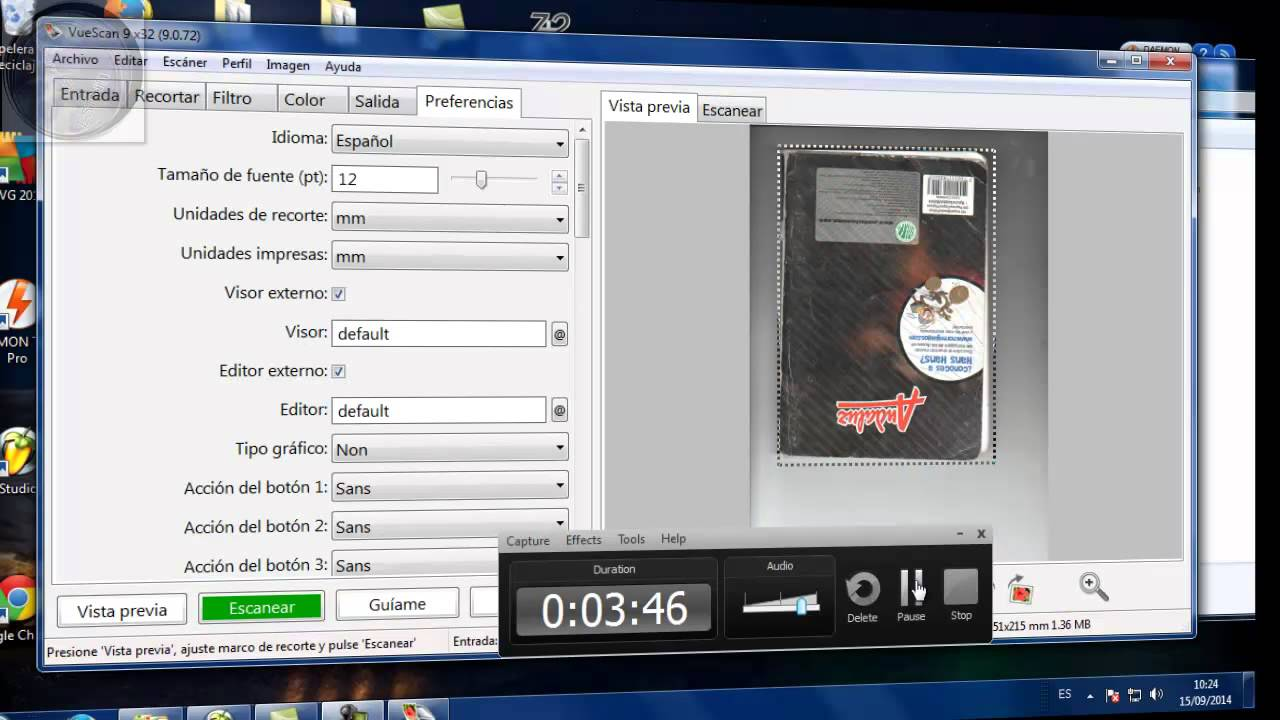 Programa Para Escanear Para Cualquier Impresora Youtube