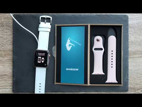 my-first-ever-apple-watch-(series-3-42mm-gold-&-space-gray)-unboxing-and-watch-bands